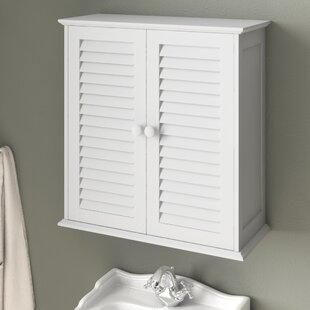 52 X 55cm Wall Mounted Cabinet By Symple Stuff