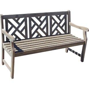 Elsner Acacia Garden Bench