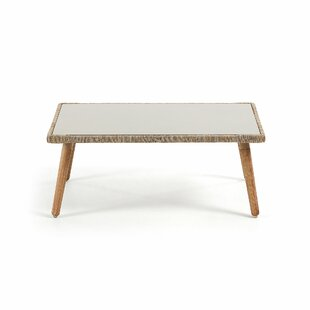Swanwyck Wooden Coffee Table By Bay Isle Home