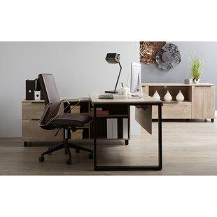 Ebern Designs Albin 2 Piece Office Suite