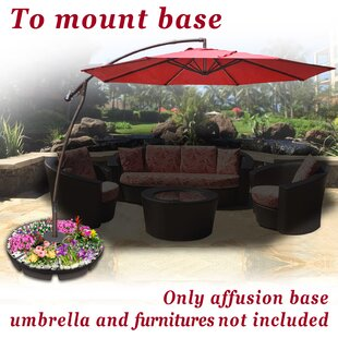 Schroeder Deck Parasol Weight Plastic Free Standing Base Umbrella Stand