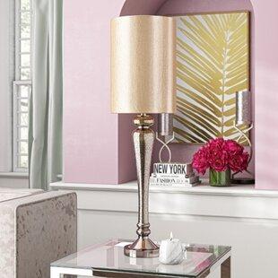 Kimbolton Tall Mercury 40 Buffet Lamp