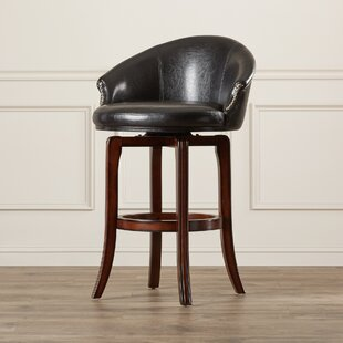 Kinmundy 30 Swivel Bar Stool DarHome Co