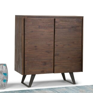 Lowry 2 Door Accent Cabinet by Simpli Home