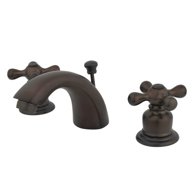 Kingston Brass Victorian Widespread Bathroom Faucet With Drain Assembly Reviews Wayfair