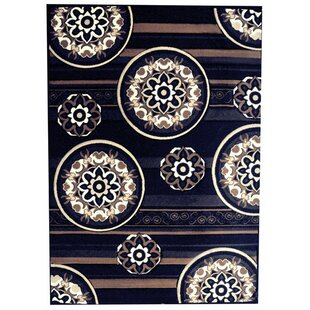 Guide to buy Hartsfield Black Area Rug ByWinston Porter