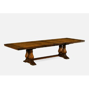 Huntingdon Extendable Solid Wood Dining Table