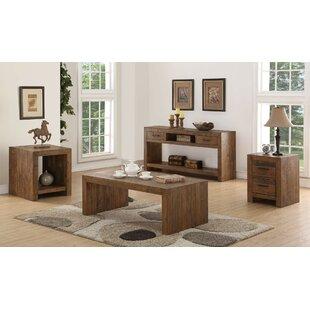 Gracie Oaks Mccart 4 Piece Coffee Table Set