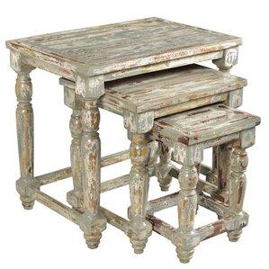 Pandora 3 Piece Nesting Tables by One Allium Way
