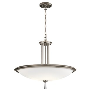 Latitude Run Marler 4-Light Bowl Pendant