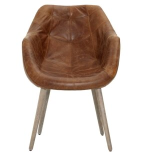 William Wooden Upholstered Dining Chair