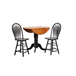 Lockwood 3 Piece Pub Table Set