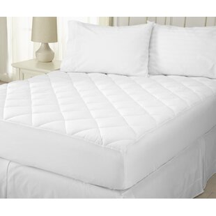 Gioia Ultra-Soft Quilted Cotton Mattress Pad