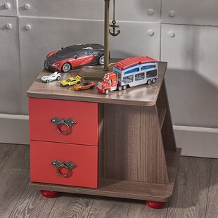 Top Reviews New Fairfield 2 Drawer Nightstand by Breakwater Bay Reviews (2019) & Buyer's Guide