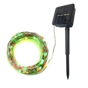 The Holiday Aisle Kavanaugh 33 ft. 100-Light Novelty String Lights