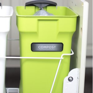 6 Gal. Stationary Composter
