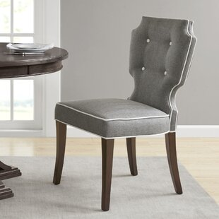 Kailey Upholstered Dining Chair (Set of 2) Rosdorf Park