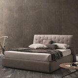 Harville Upholstered Platform Bed by Brayden Studio®