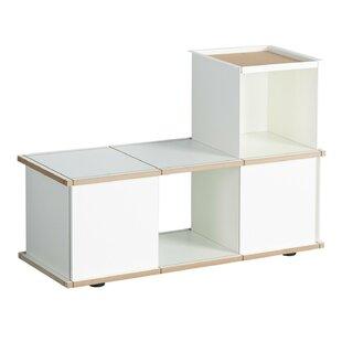 Sales Chon Wood And Metal Storage Bench