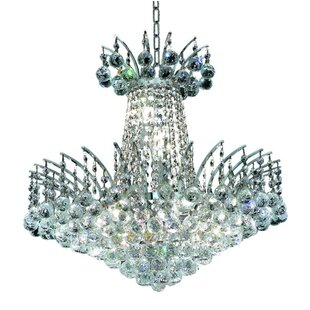 Phyllida 8-Light Empire Chandelier by Everly Quinn