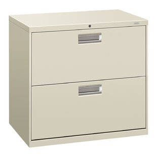 Brigade 600 Series 2-Drawer Lateral Filing Cabinet