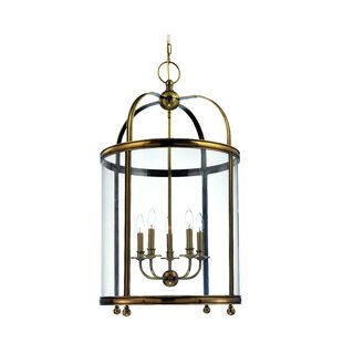 Elyria 5-Light Foyer Pendant by Darby Home Co
