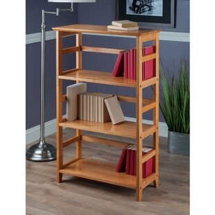 Hilderbrand Etagere Bookcase Red Barrel Studio