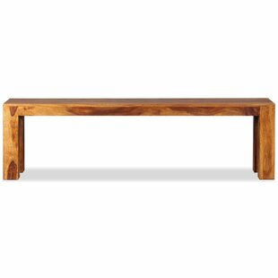 Russia Wood Bench By Bay Isle Home