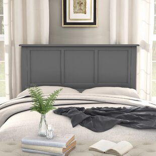 Espinoza Full Panel Headboard by Three Posts