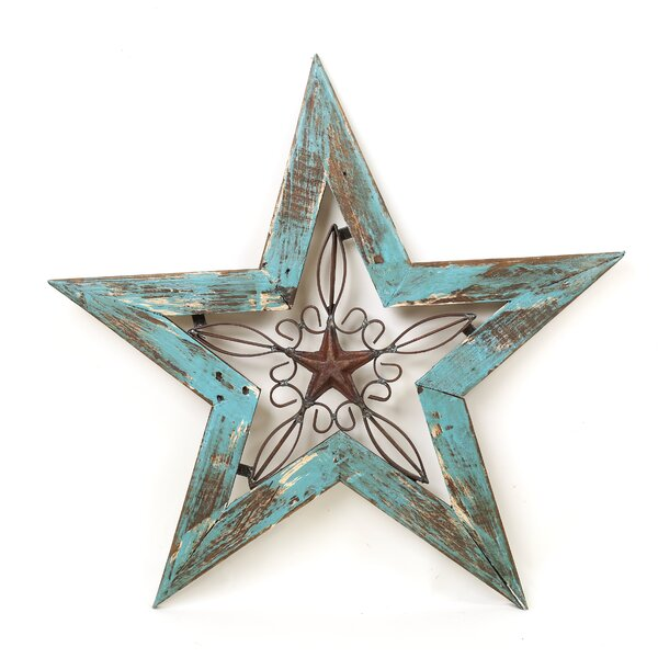 Texas Star Wall Decor myamigosimports texas star wall decor & reviews | wayfair