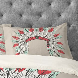 Wesley Bird Dressy Pillowcase