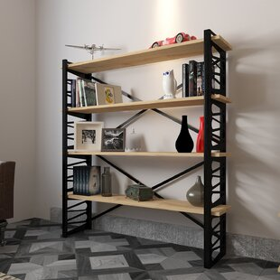 Coso Bookcase By Williston Forge