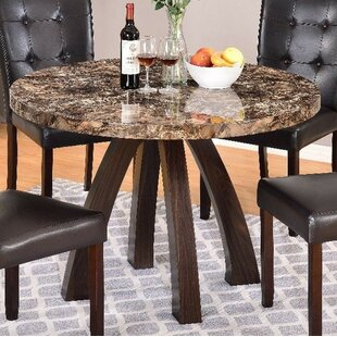 Global Trading Unlimited Fossil Dining Table