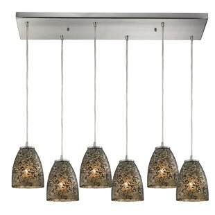 Lucy 6-Light Cluster Penda..