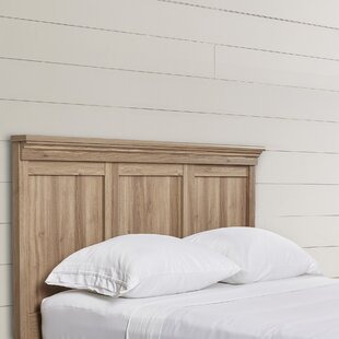 Konnor Queen Panel Headboard by Highland Dunes
