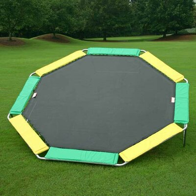 16' Octagon Trampoline Kidwise