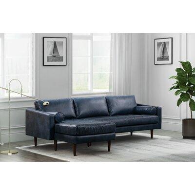 Sofa Amp Chaise Sectional Sofas Joss Amp Main