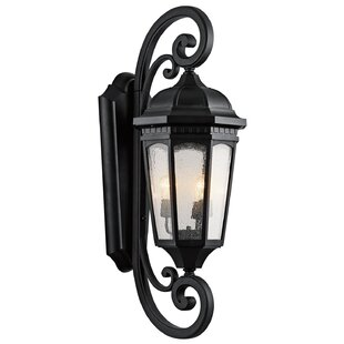 Comparison Flinders 3-Light Outdoor Wall Lantern By Darby Home Co