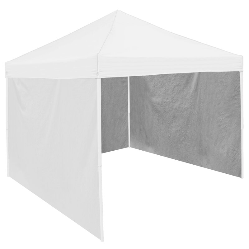 9 Ft. W Canopy Tent Side Panels  sc 1 st  Wayfair & Logo Brands 9 Ft. W Canopy Tent Side Panels | Wayfair