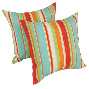 Havilland Outdoor Throw Pillow (Set of 2)