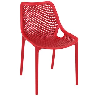 Bentham Air Outdoor Stacking Patio Dining Chair