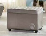 Storage Box with Lid by Texstar