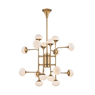 Langley Street Alongi 16-Light Chandelier