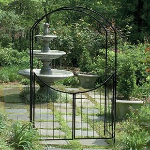 Gardman Savannah Steel Arbor with Gate