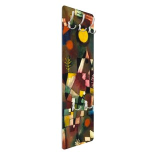 The Full Moon Wall Mounted Coat Rack By Symple Stuff