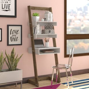 Torbett Leaning/Ladder Desk by Bungalow Rose Wonderful