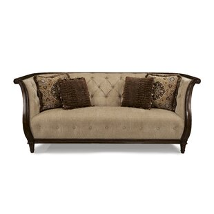 Quincy Tufted Back Sofa