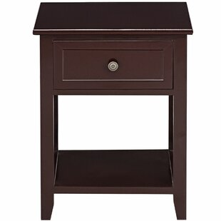 Breakwater Bay Lerch 1 Drawer Nightstand
