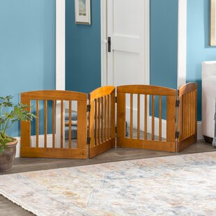 Daniella 4 Panel Expansion Dog Gate by Archie & Oscar