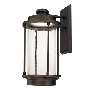 Sturtz 4-Light Outdoor Wall Lantern